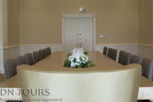Seyrana Hotel, conference room, Avaza, Turkmenbashi city, Turkmenistan