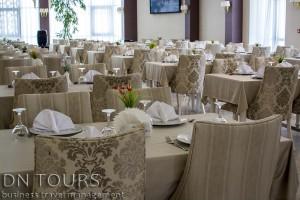 Seyrana Hotel, restaurant, Avaza, Turkmenbashi city, Turkmenistan (4)