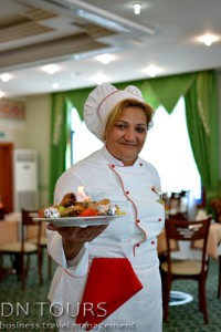 Turkmenbashi Hotel, restaurant, Turkmenbashi city, Turkmenistan (2)