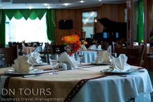 Turkmenbashi Hotel, restaurant, Turkmenbashi city, Turkmenistan (5)