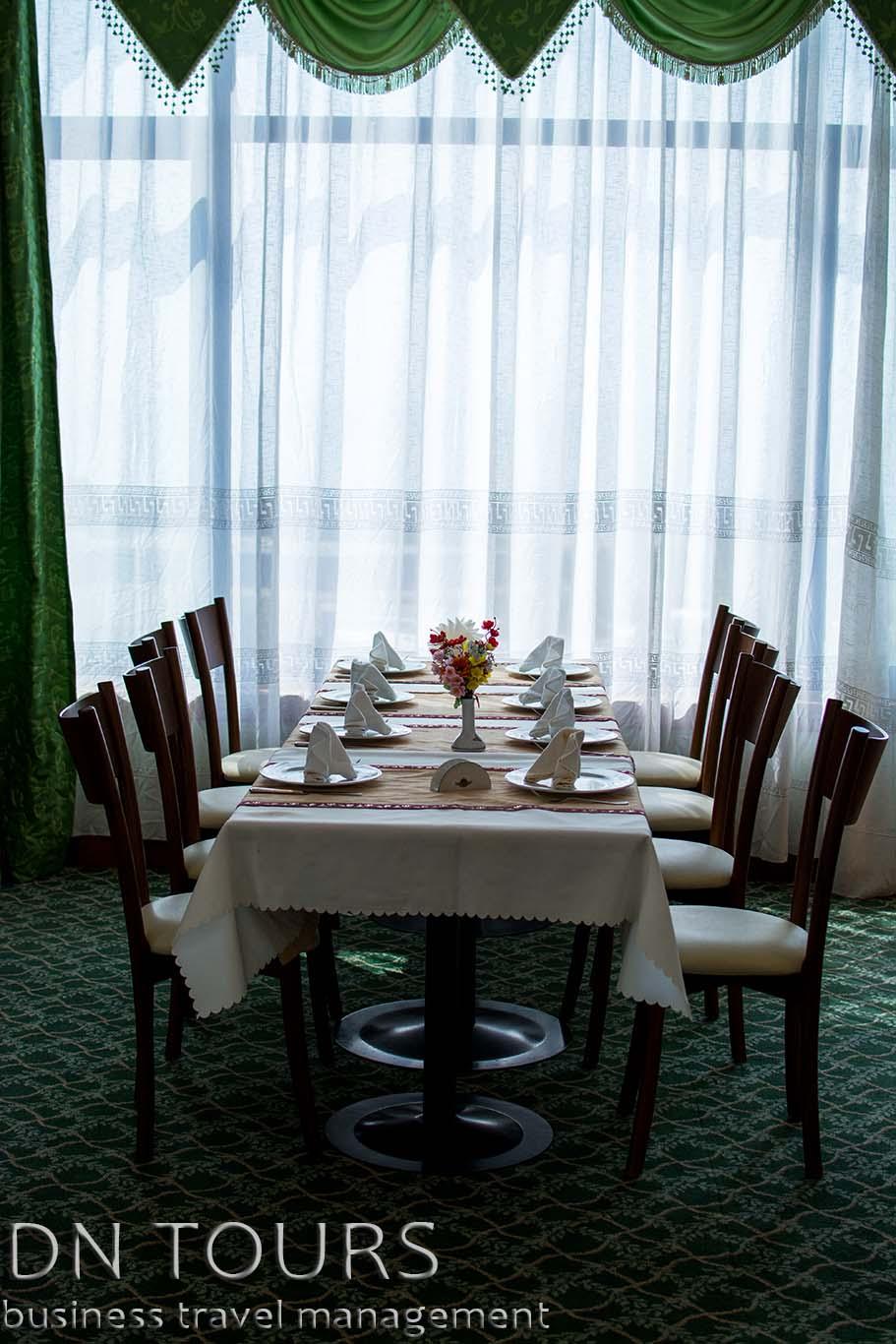 Turkmenbashi Hotel, restaurant, Turkmenbashi city, Turkmenistan (6)