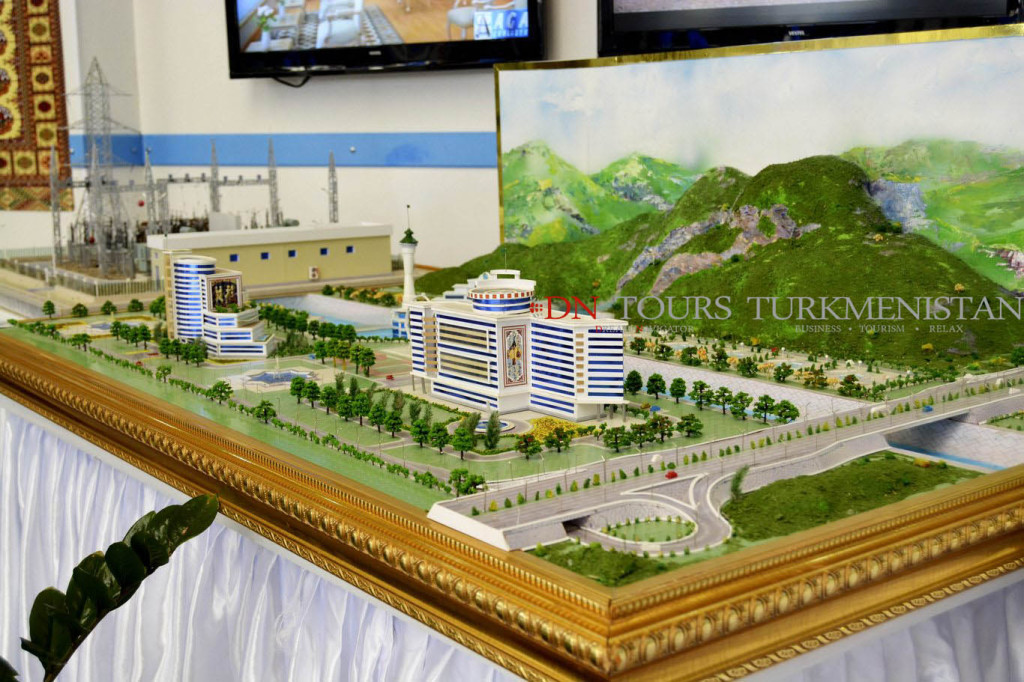 International Construction Conference and Exhibition in Turkmenistan, Ashgabat 2014 (2)