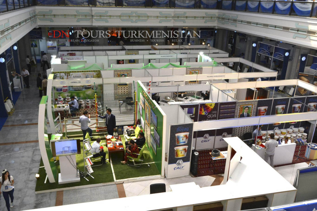 International Construction Conference and Exhibition in Turkmenistan, Ashgabat 2014 (5)