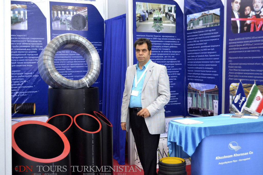 International Construction Conference and Exhibition in Turkmenistan, Ashgabat 2014 (6)