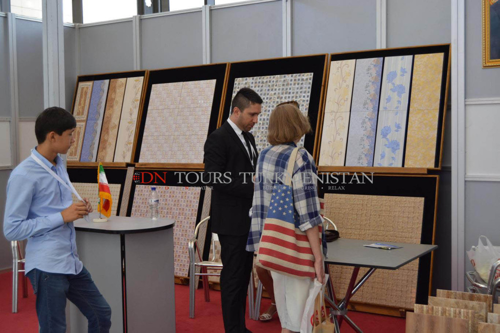 International Construction Conference and Exhibition in Turkmenistan, Ashgabat 2014 (7)