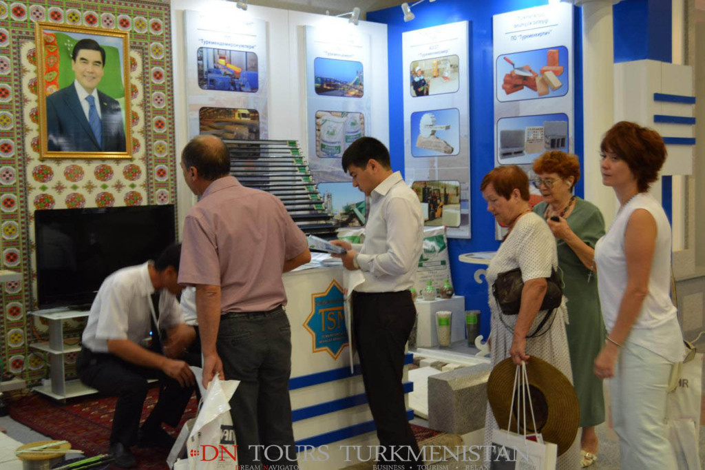 International Construction Conference and Exhibition in Turkmenistan, Ashgabat 2014 (8)