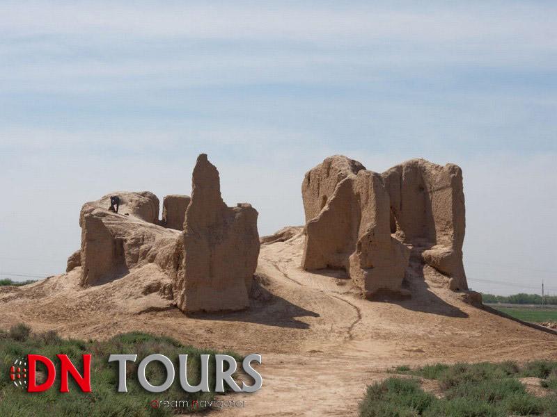 Древний Мерв, Туркменистан (2)