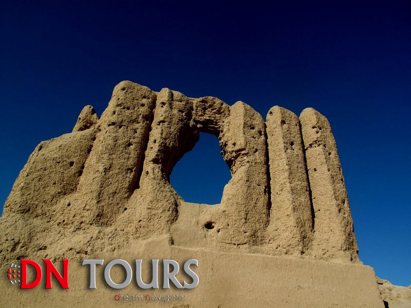 Древний Мерв, Туркменистан (3)