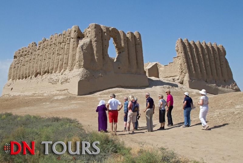 Древний Мерв, Туркменистан (8)