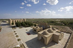 Ancient city of Merv Turkmenistan