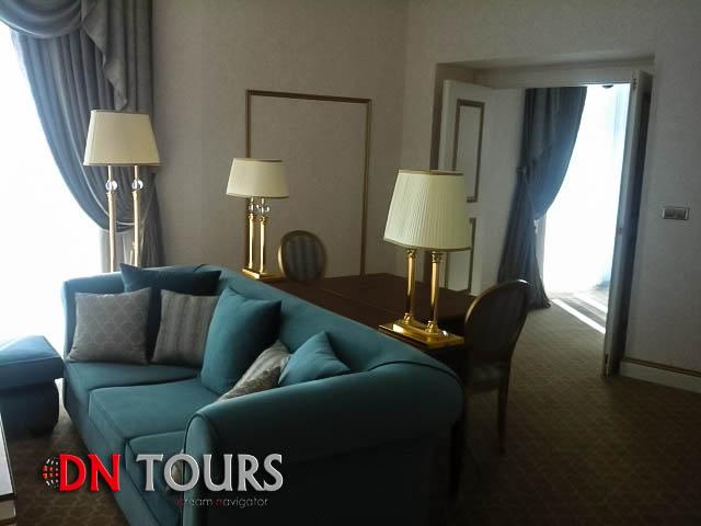 Dashoguz Hotel Turkmenistan apartments (2)