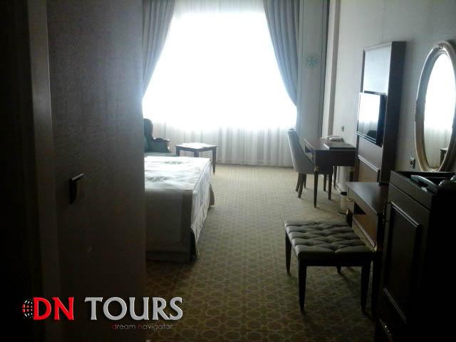 Dashoguz Hotel Turkmenistan apartments