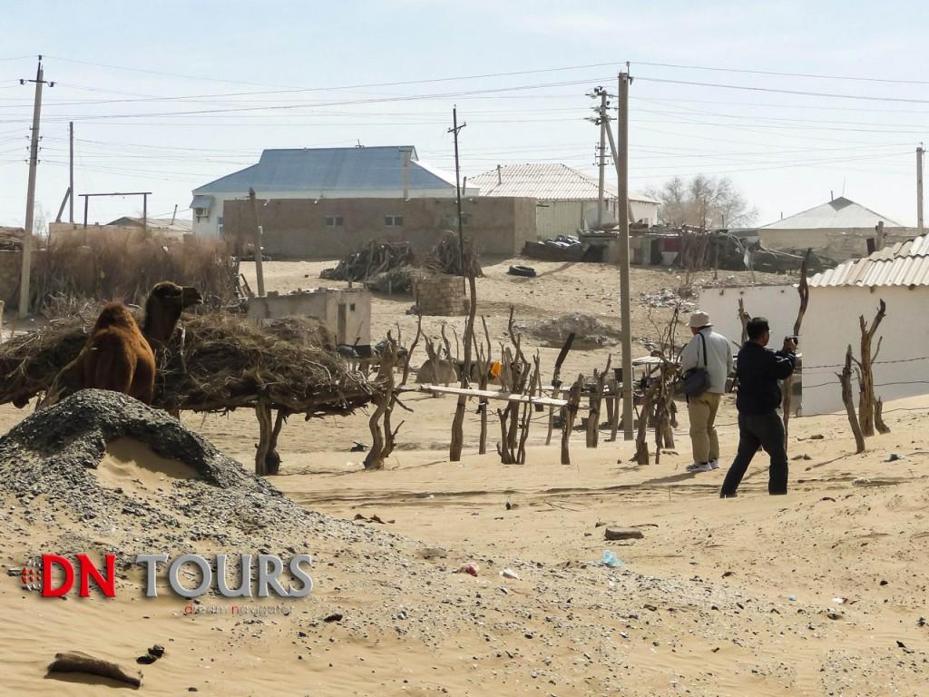 Kekirdek village near Darvaza Turkmenistan (2)