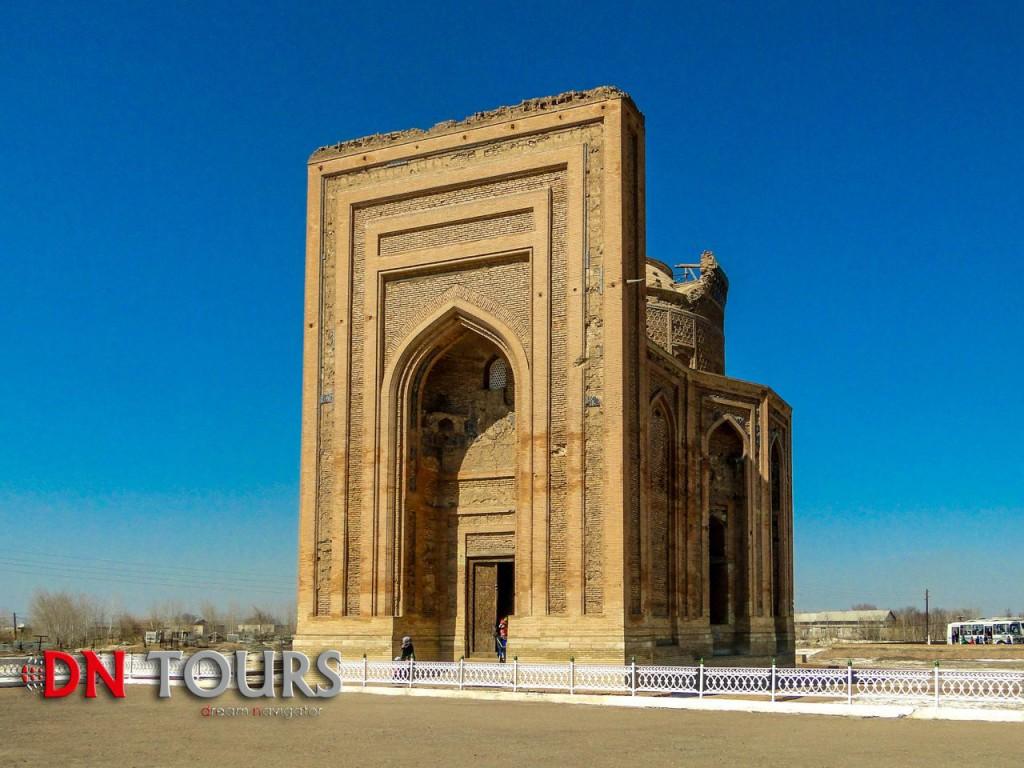 Kunya Urgench Turkmenistan