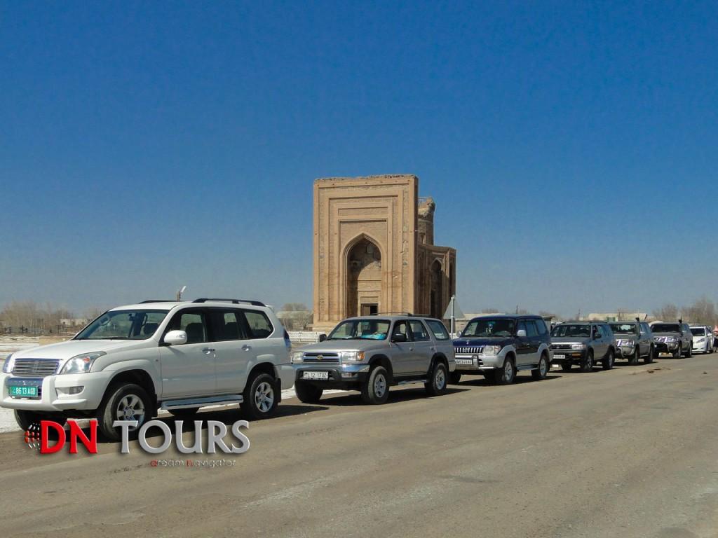 Kunya Urgench tour to Turkmenistan