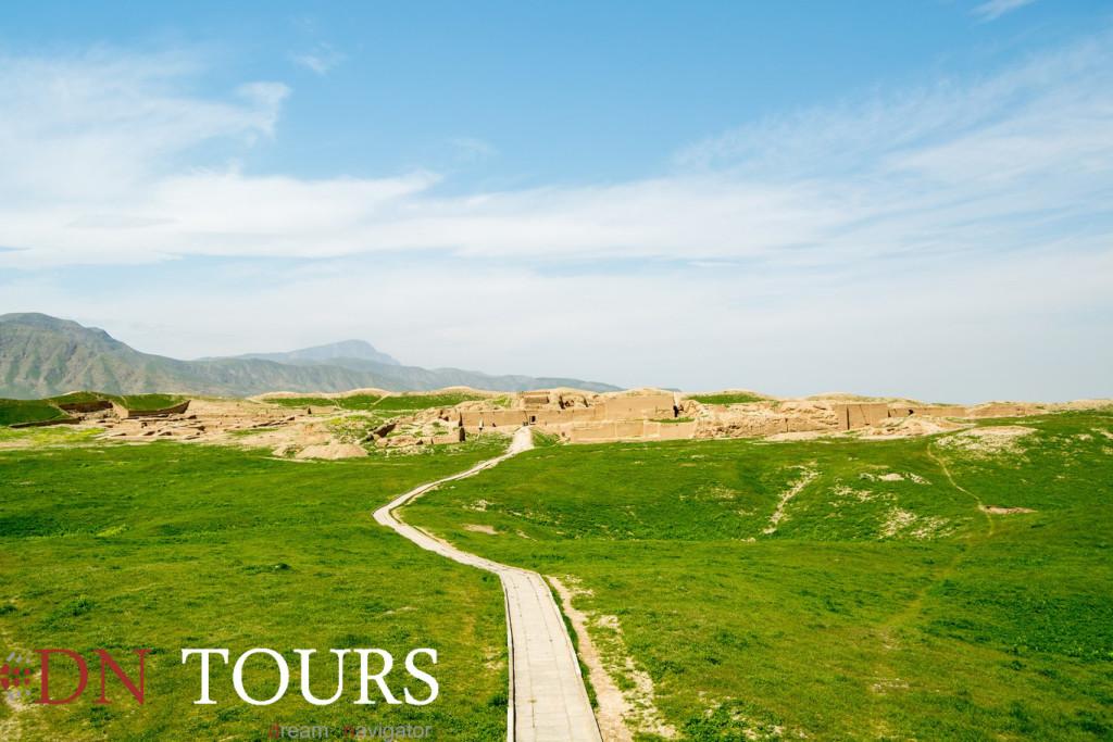 Old Nisa Ashkhabad Turkmenistan