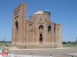 Mausoleum of Turabek hanym_1