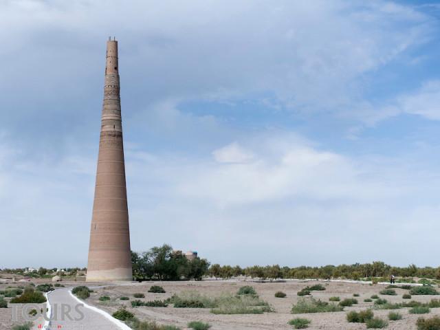 Mausoleums of Kunya Urgech