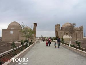 Najmeddin_Kubra_Mausoleum-Turkmenistan