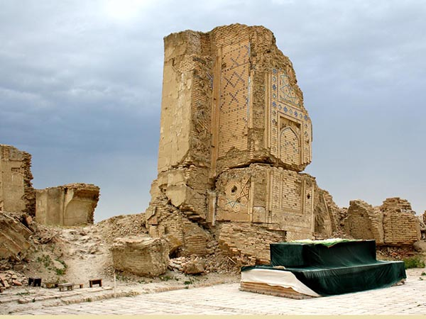 History monuments in Turkmenistan
