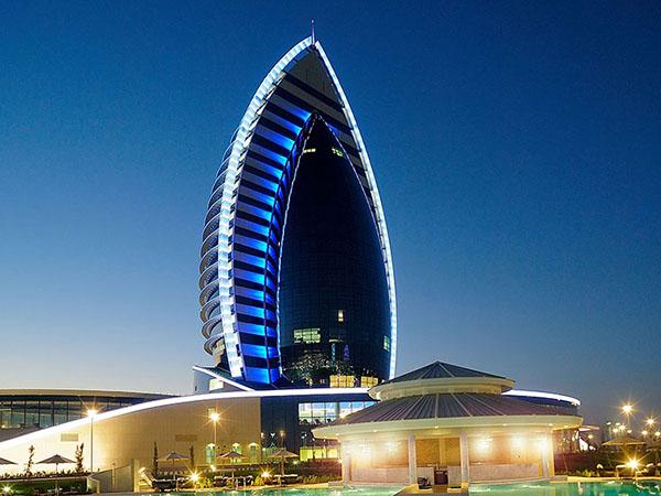 Hotels in Turkmenistan