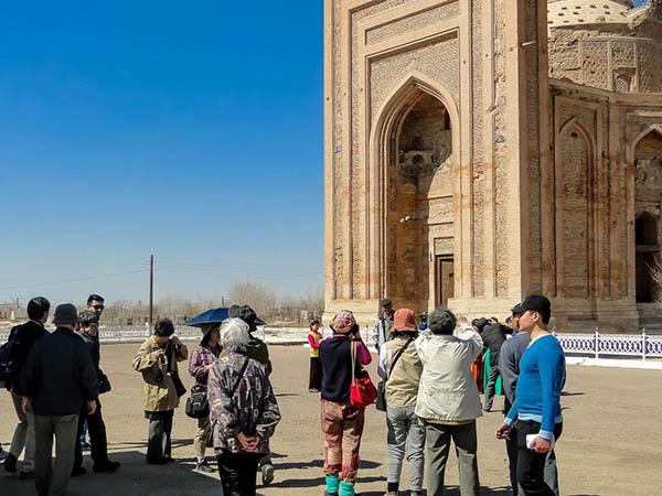 Tours to Turkmenistan