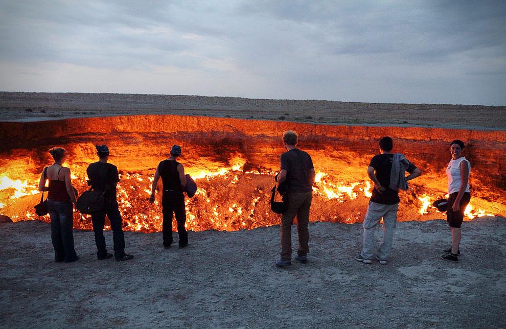 Darvaza Door to hell