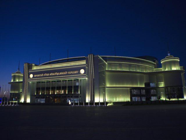 Olympic Complex - Ashgabat 2017