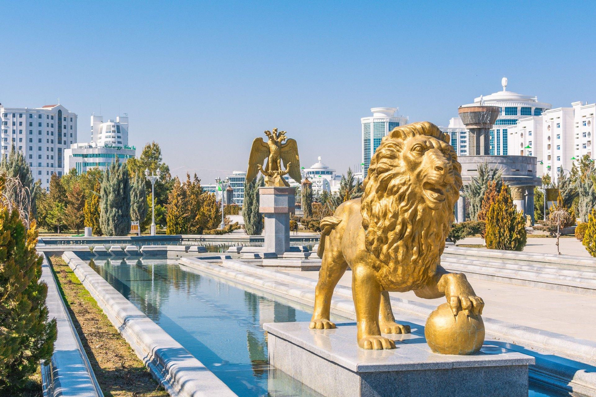 Capital Of Turkmenistan Ashgabat Dntours Business Com