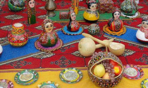 turkmenistan folk