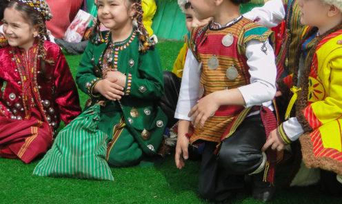 turkmenistan people