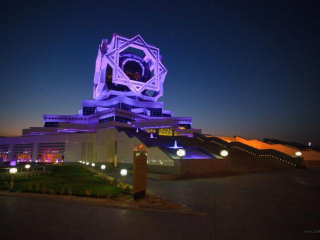 Bagt Koshgi Hotel, Ashgabat, Turkmenistan