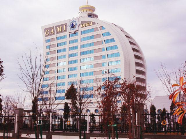 Gami Hotel Avaza, Turkmenistan