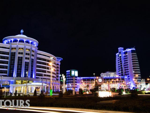 Sport Hotel, Ashgabat, Turkmenistan