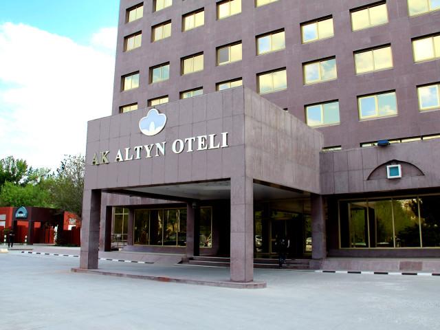 Ak Altyn Hotel Ashgabat, Turkmenistan