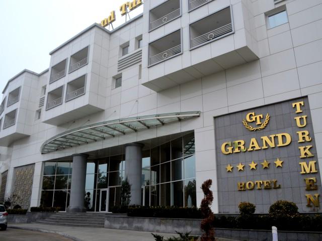 Grand Turkmen Hotel Ashgabat, Turkmenistan