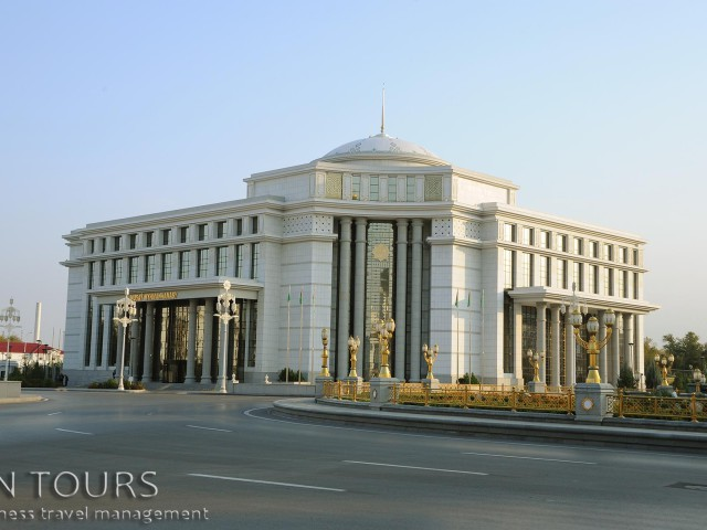 Nusay Hotel Ashgabat, Turkmenistan