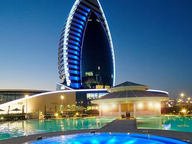 Yyldyz Hotel Ashgabat, Turkmenistan