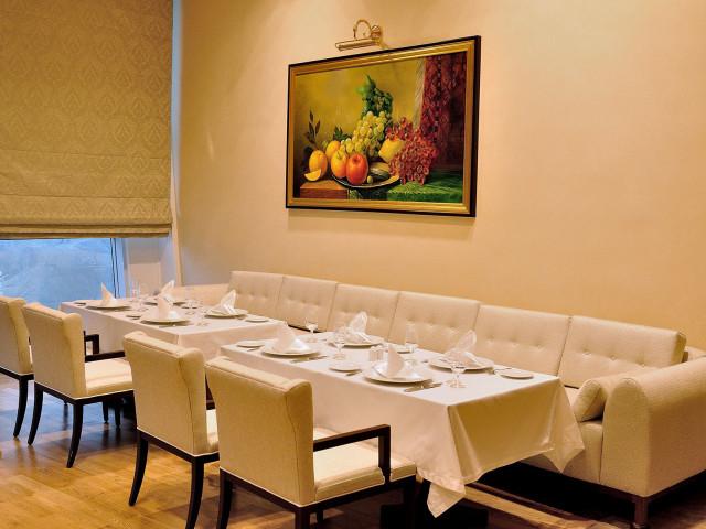 Restaurants, Yyldyz Hotel Ashgabat, Turkmenistan