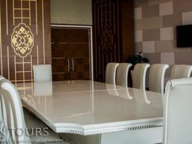 Conference room Berkarar Hotel, Awaza, Turkmenistan