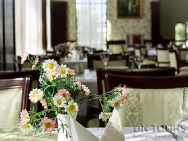 Restaurant, Charlak Hotel, Turkmenbashi city, Turkmenistan
