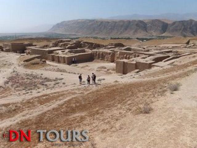 Ancient city of Nisa