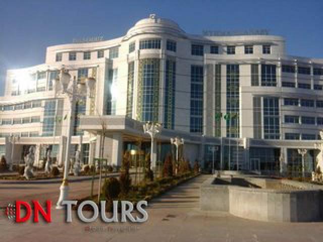 Dashoguz hotel, Dashoguz city, Turkmenistan