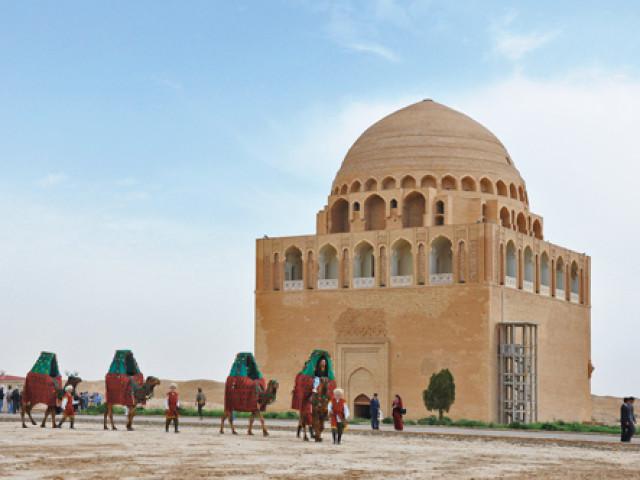 Ancient Merv, Turkmenistan. History note.