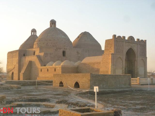 Astana-baba mausoleum