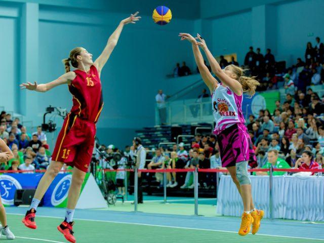 Turkmenistan national team wins international basketball tournament