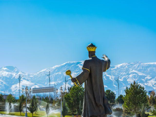 Tour: Turkmenistan - Heart of Asia