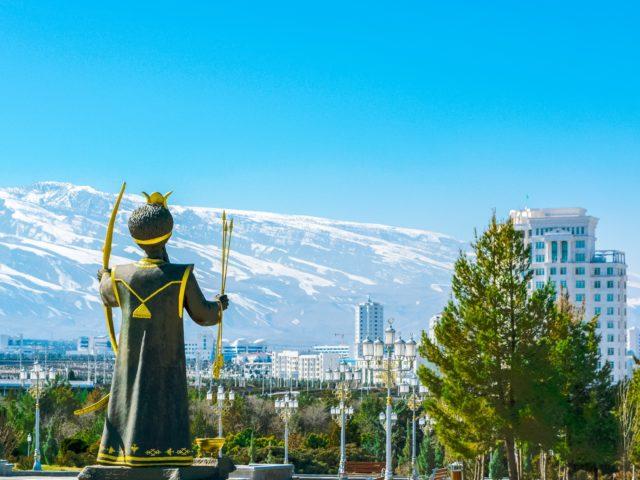"Turkmenistan the best destination for recreation in 2018 - ""Rai Tre"""