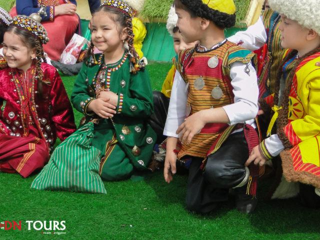 Celebrations of Nowruz Bayram