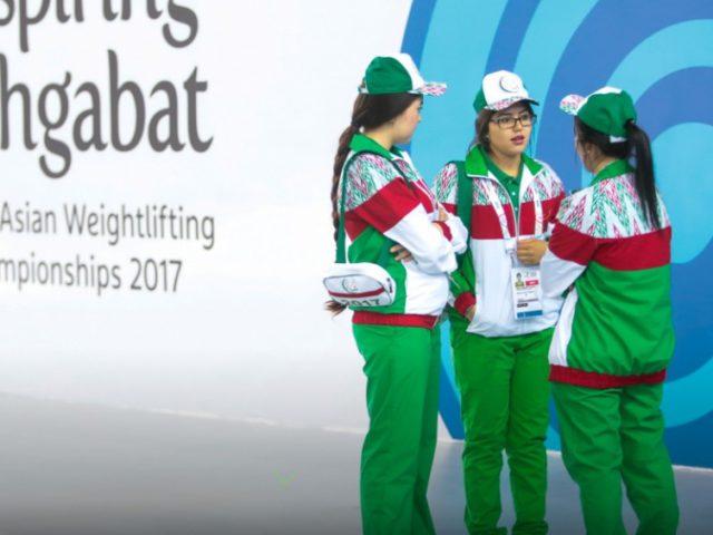 Inspiring Ashgabat: Volunteers' Inspirational Moment